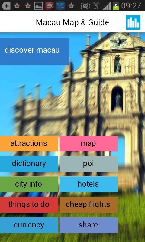 Macau Macao Offline Map Guide Android Apps On Google Play - Macau map