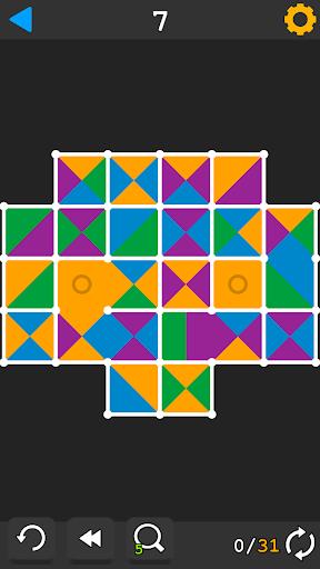 Colorazy 彩色拼圖