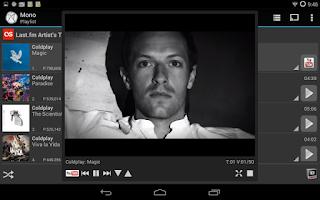 Screenshot of Mono