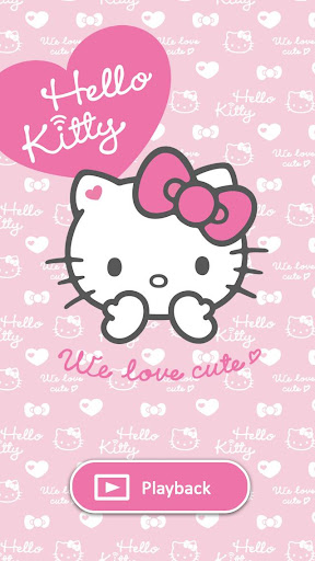 Hello Kitty Cubic Camera
