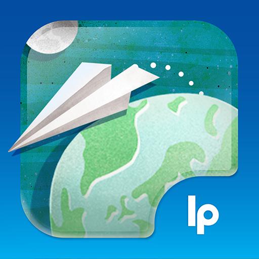 Amazing World Atlas LOGO-APP點子