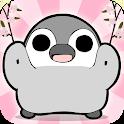 ぺそぎん桜踊り 放置育成ゲーム無料ライブ壁紙 icon