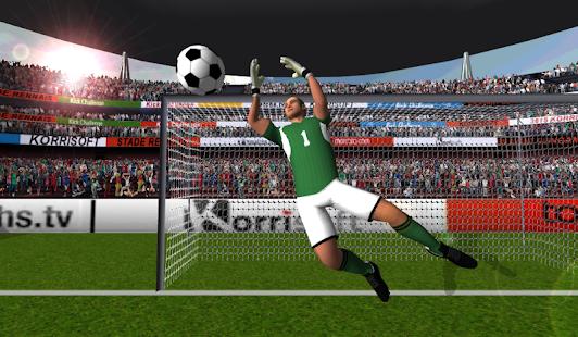 Kick Challenge 2014 soccer