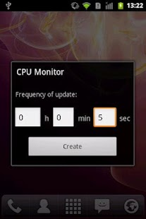 CPU Monitor - screenshot thumbnail