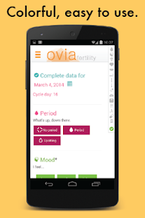 Free Ovia Fertility & Ovulation APK for Windows 8