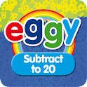 Eggy Subtract to 20 icon