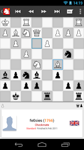 Chesspresso- screenshot thumbnail