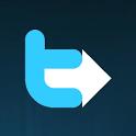 Offline Tweet icon