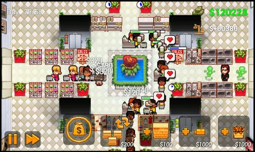 Mini Market Tower Defense- screenshot thumbnail