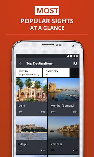 免費旅遊App|India Premium Guide|阿達玩APP