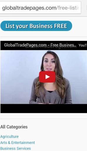 GlobalTradePages.com