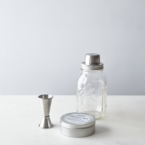 Jacobsen Salt + Mason Shaker Cocktail Set