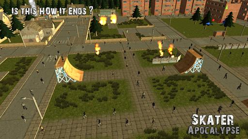 Skater 3D Apocalypse Simulator