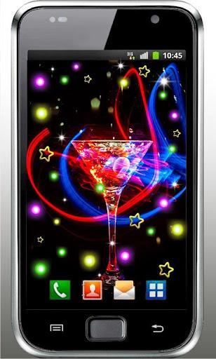Cocktails Splashes Light LWP