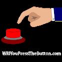 Will you press the button icon