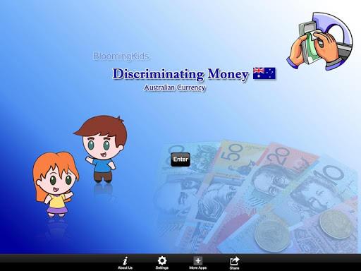 Australia Discriminating Money