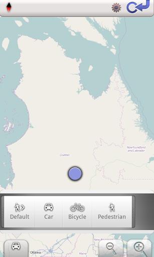 玩免費旅遊APP 下載GPS導航 魁北克,加拿大 app不用錢 硬是要APP