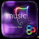 IMusic GO Launcher Theme icon