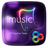 IMusic GO Launcher Theme