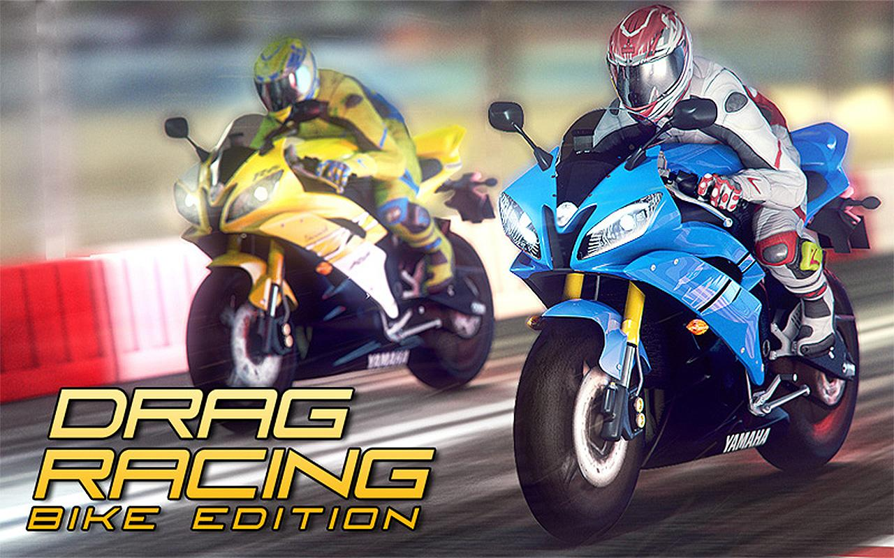 Bike Racing Games For Children Drag Racing Bike Edition