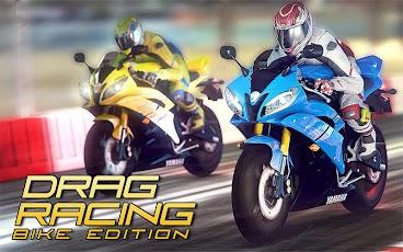 بازی موتورسواری Drag Racing: Bike Edition v1.0.53