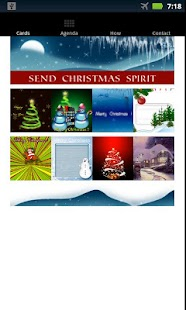 Christmascards - screenshot thumbnail
