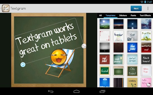 Textgram - Instagram Text - screenshot thumbnail