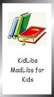 Screenshot of KidLibs