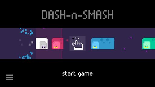 Dash-n-Smash: space runner