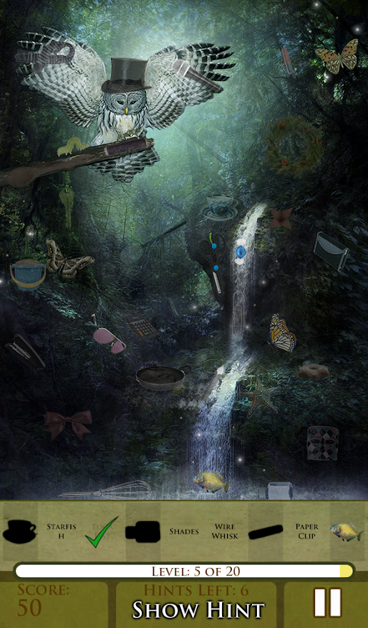 Hidden Object - Forest Haven - screenshot