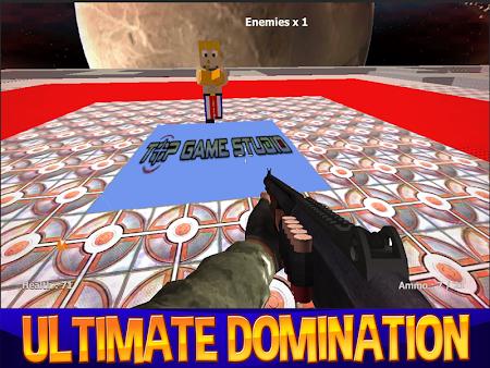 King Of Blocks Fist Tournament C-1 screenshot 55130