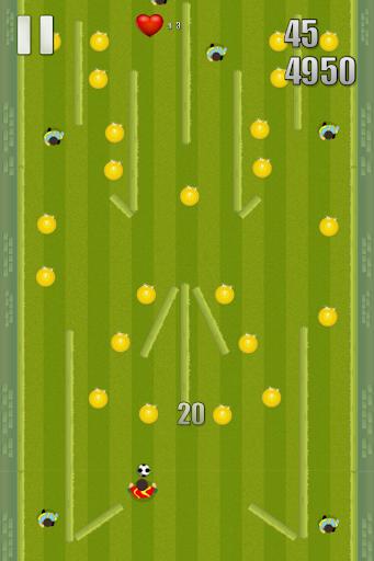 Maze Soccer
