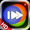 100tv电影电视剧视频高清播放器 logo
