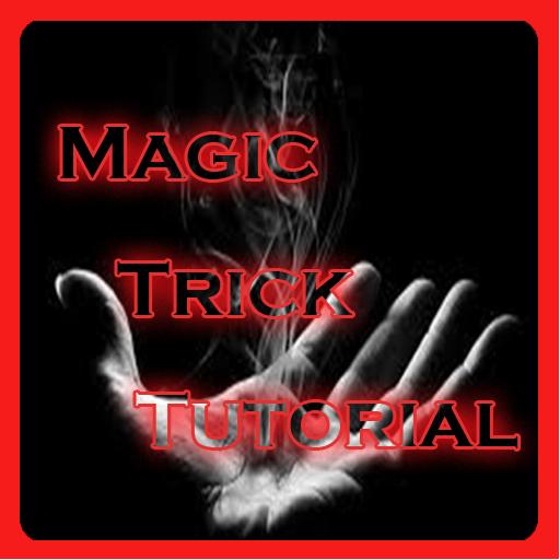 Magic Trick Tutorial LOGO-APP點子