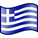 Sharp Greek icon