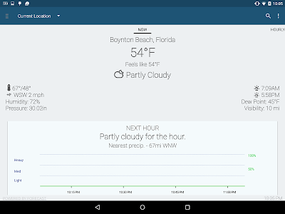 Arcus Weather v3.6.1b