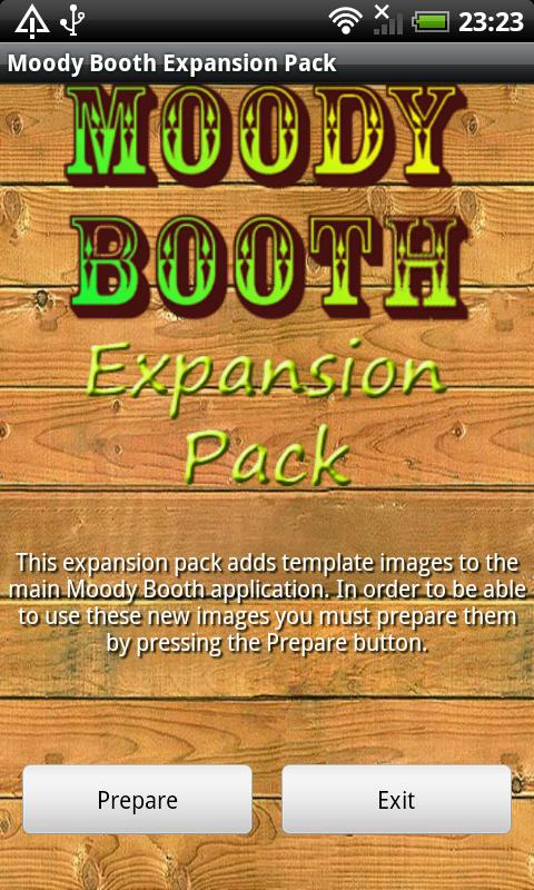 Moody Booth Expansion Pack - screenshot
