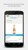 Screenshot of Systembolaget - Sök & hitta