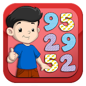 Kid's fun memory 123- Numbers