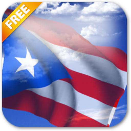 3d Puerto Rico Flag Live Wallpaper Apps On Google Play