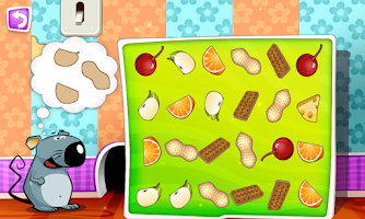 Screenshot of Hungry Tiny Fellows - for Kids