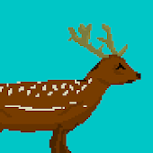 Jumpy Deer
