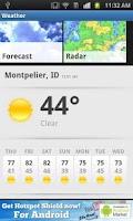 Screenshot of Montpelier News-Examiner