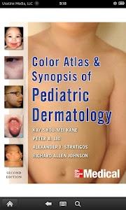Atlas of Pediatric Dermatology v1.5
