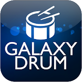 Galaxy drums - feel the beats