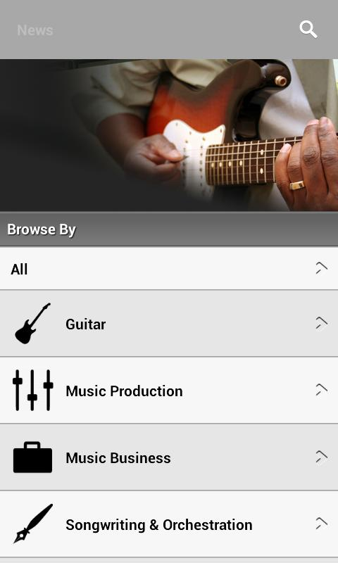 Berkleemusic – Learn Music Onl - screenshot