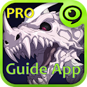 Monster Warlord Guide App PRO icon