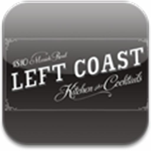 Left Coast Kitchen & Cocktails LOGO-APP點子