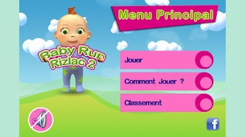 Screenshot of Baby Run Rizlac 2