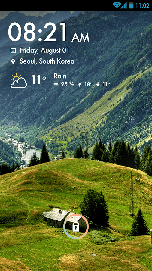 Weather + - screenshot